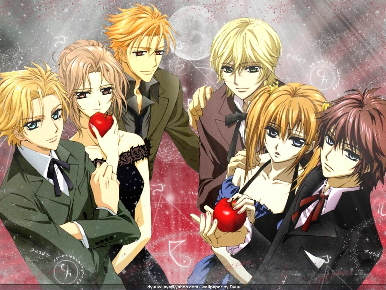 The-Dance-vampire-knight